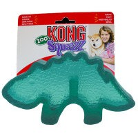 Squeezz ZOO Конг Игрушка для собак Крокодил, 1 упаковка