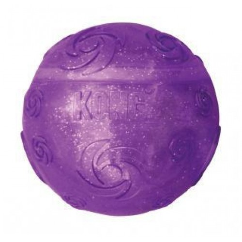 Squezz Crackle - Игрушка для собак хрустящий мячик большой