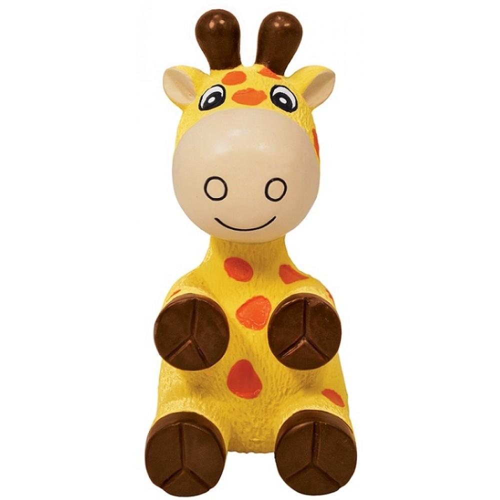 KONG Wiggi - Игрушка для собак Жираф большой
