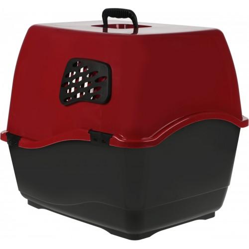 BILL - Био-туалет рубиново-черный