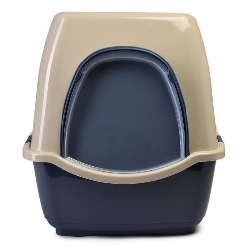 BILL - Био-туалет сине-бежевый