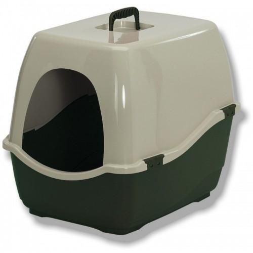 BILL - Био-туалет зелено-бежевый