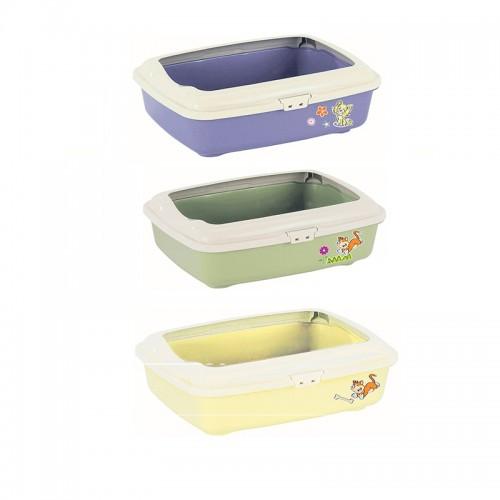 GOA - Туалет с бортом, цвета ассорти пастель