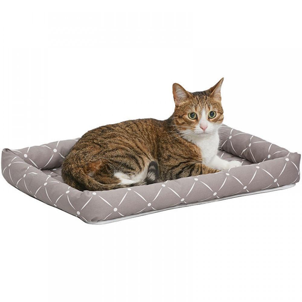 MidWest Ashton - Лежанка для кошек и собак серо-коричневая