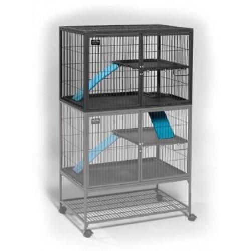 Надстройка-этаж к клетке для хорьков