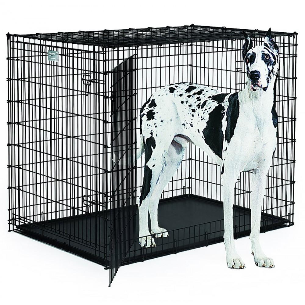MidWest Life Stages - Клетка для животных 2 двери, черная
