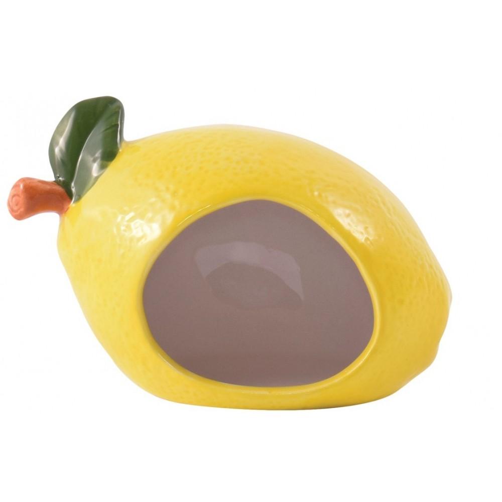 """КерамикАрт Домик для грызунов """"Лимончик"""""""