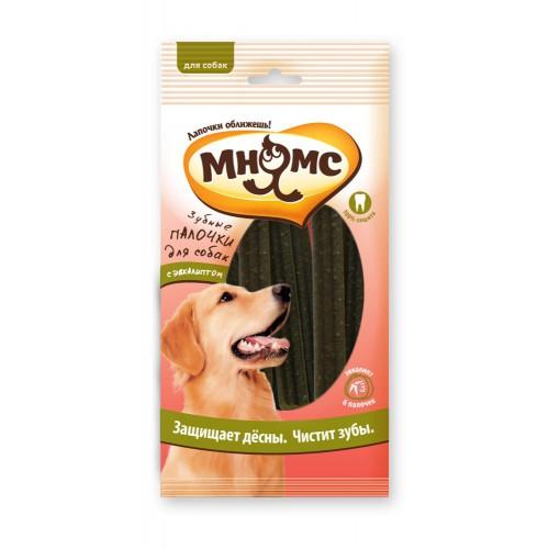 Зубные палочки для собак с эвкалиптом