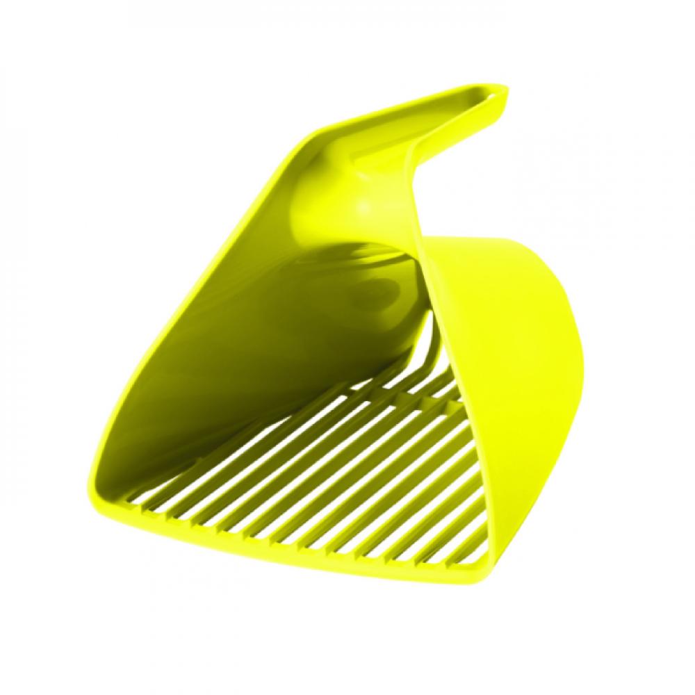 Moderna Scoop & Sift - Совочек для туалета с узкими отверстиями