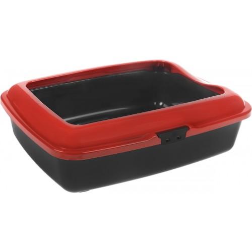 GOA - Туалет с бортом, цвет рубиново-черный