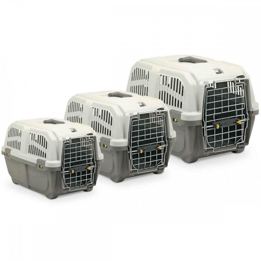 MPS STRAKA - Лежанка для кошек и собак антрацит