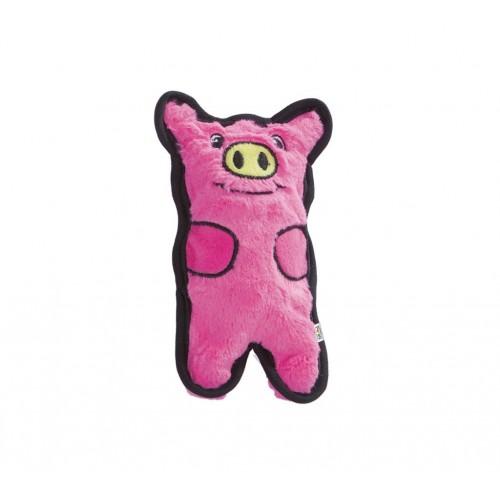 OH Invinc Mini - Игрушка для собак Свинка без наполнителя с пищалками