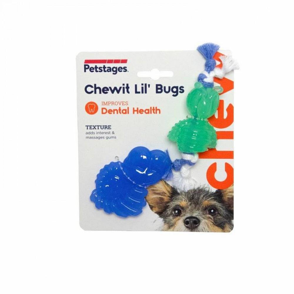 """Petstages Mini - Игрушка для собак """"ОРКА жуки"""""""