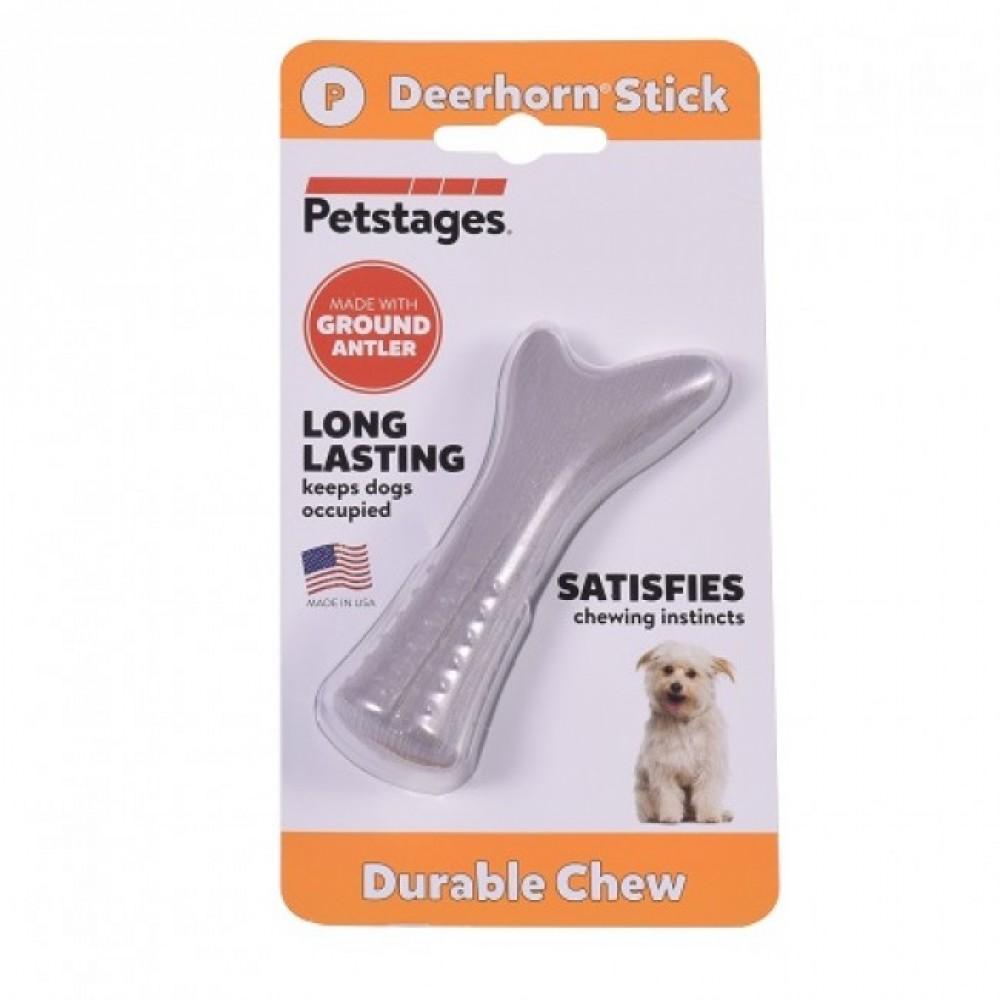 Petstages Deerhorn - Игрушка для собак с оленьими рогами