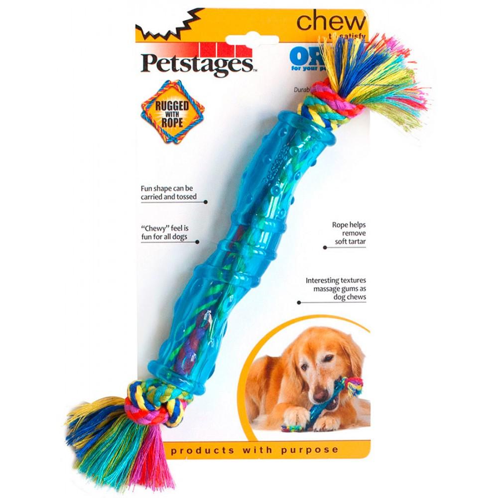"""Petstages Игрушка для собак средняя """"ОРКА палочка"""""""