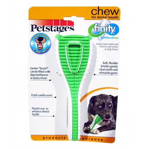 Finity Dental Chew - Игрушка для собак зубная щетка средняя