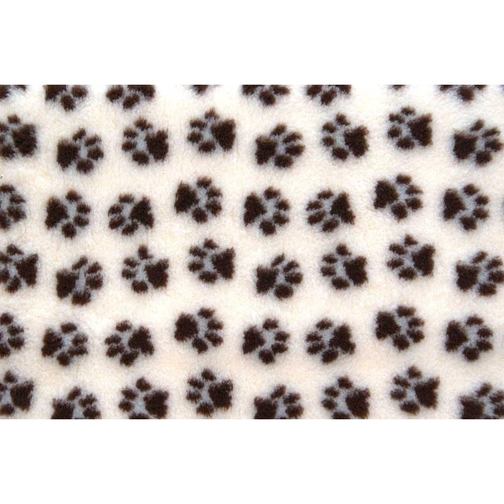 ProFleece Коврик меховой для кошек и собак сливки/шоколад