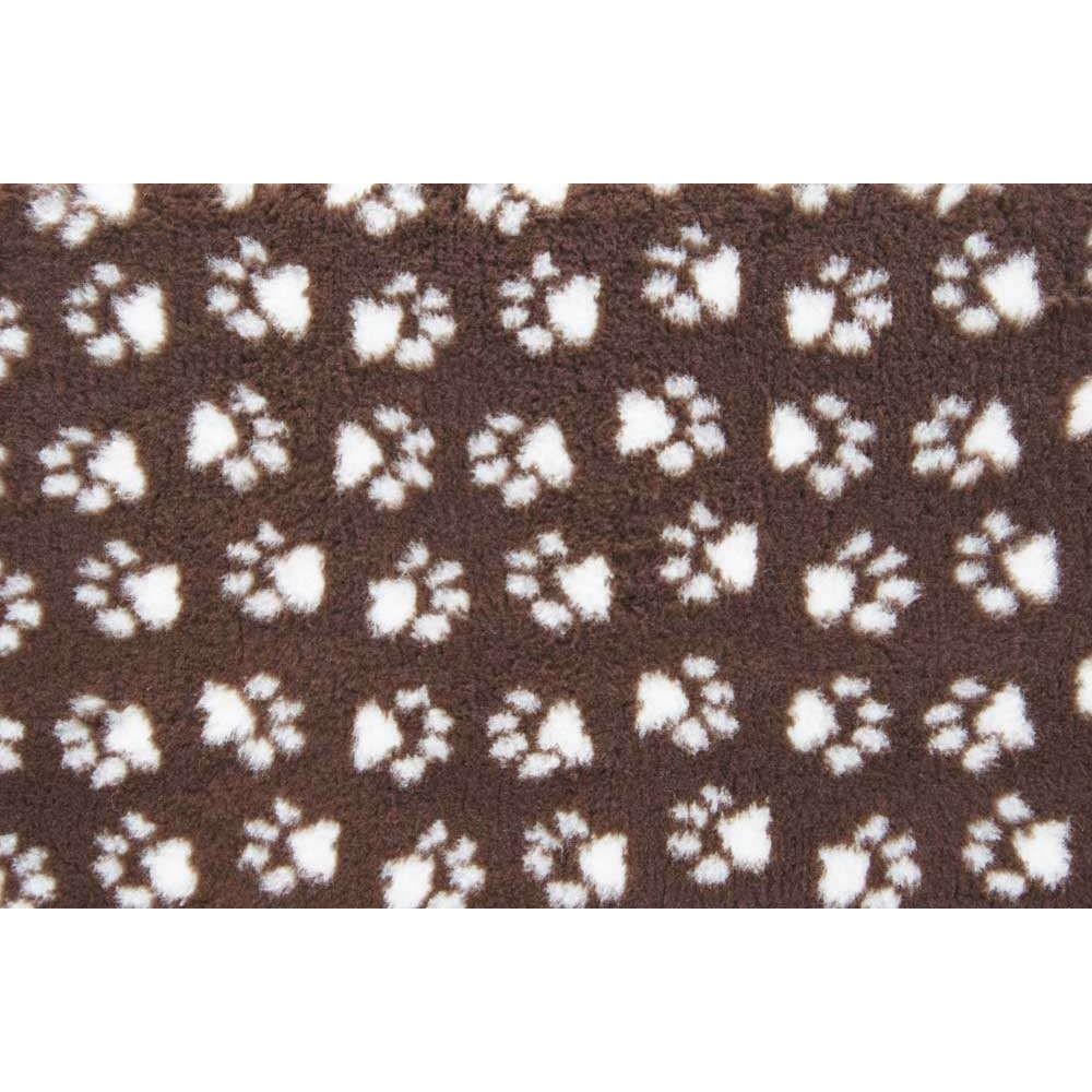 ProFleece Коврик меховой для кошек и собак шоколад/крем