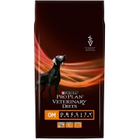 Veterinary Diets (OM) - Диетический сухой корм Пурина для собак при Ожирении