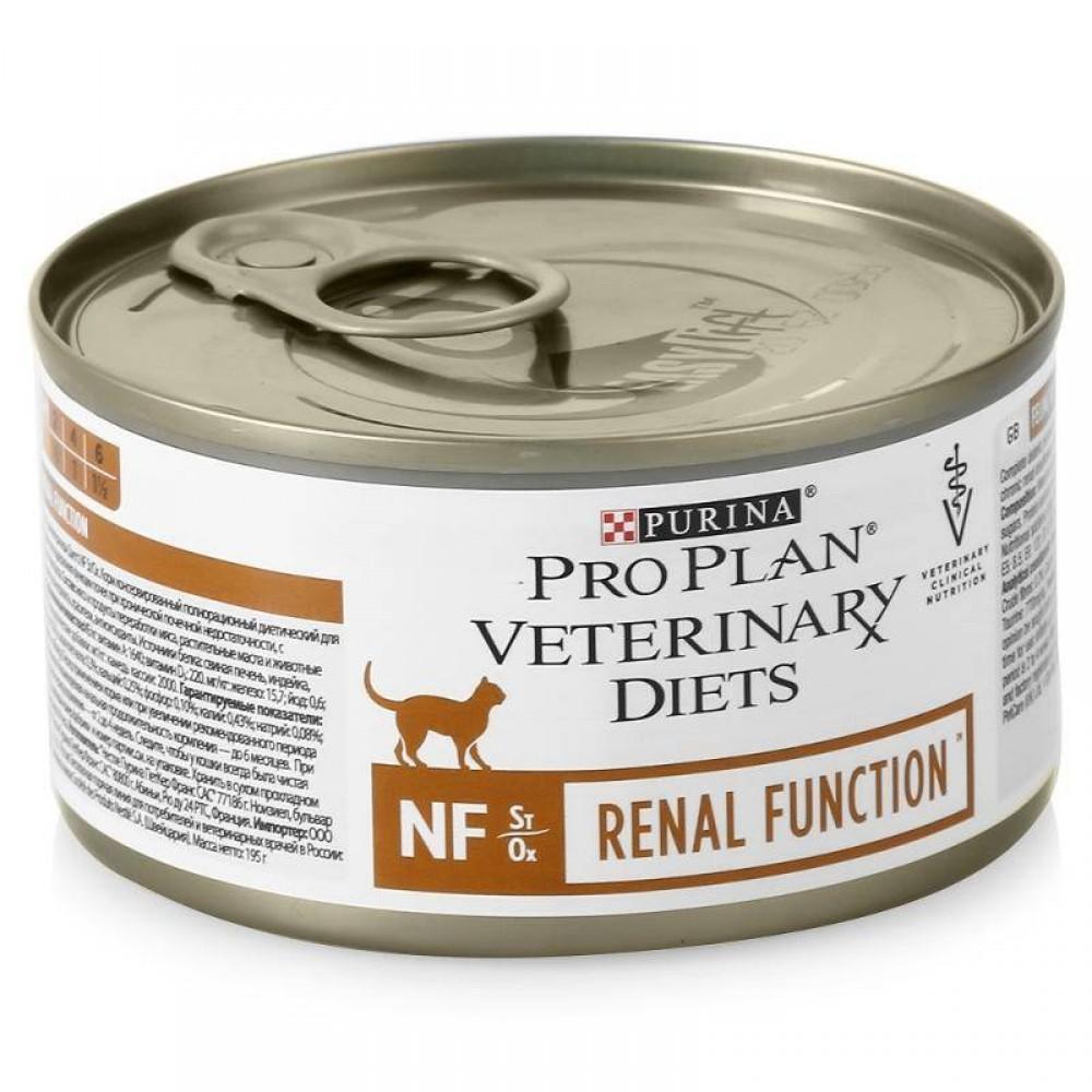 Purina Veterinary Diets (NF) - Диетический влажный корм Пурина для кошек при Патологии Почек, БАНКА