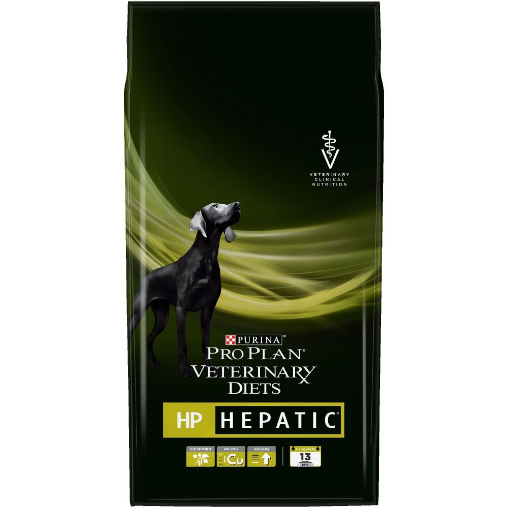 Purina Veterinary Diets (HP) - Диетический сухой корм Пурина для собак при Заболеваниях Печени