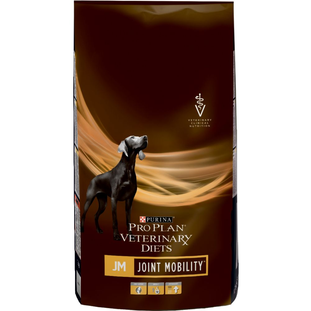 Purina Veterinary Diets (JM) - Диетический сухой корм Пурина для собак при Патологии Суставов