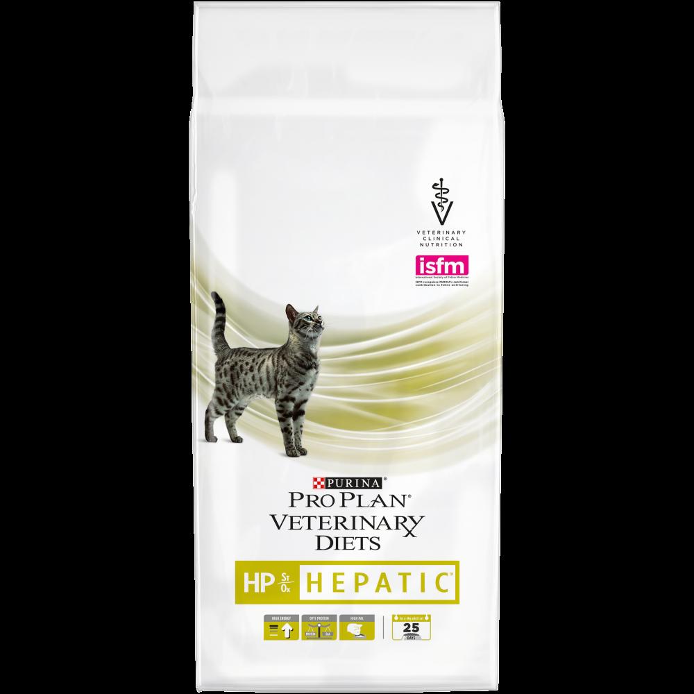Purina Veterinary Diets (HP) - Диетический сухой корм Пурина для кошек при Заболеваниях Печени