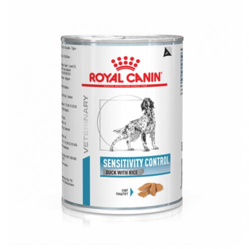 """Sensitivity Control - Корм для собак с пищевой аллергией/непереносимостью """"Роял Канин Сенситивити Контроль"""""""