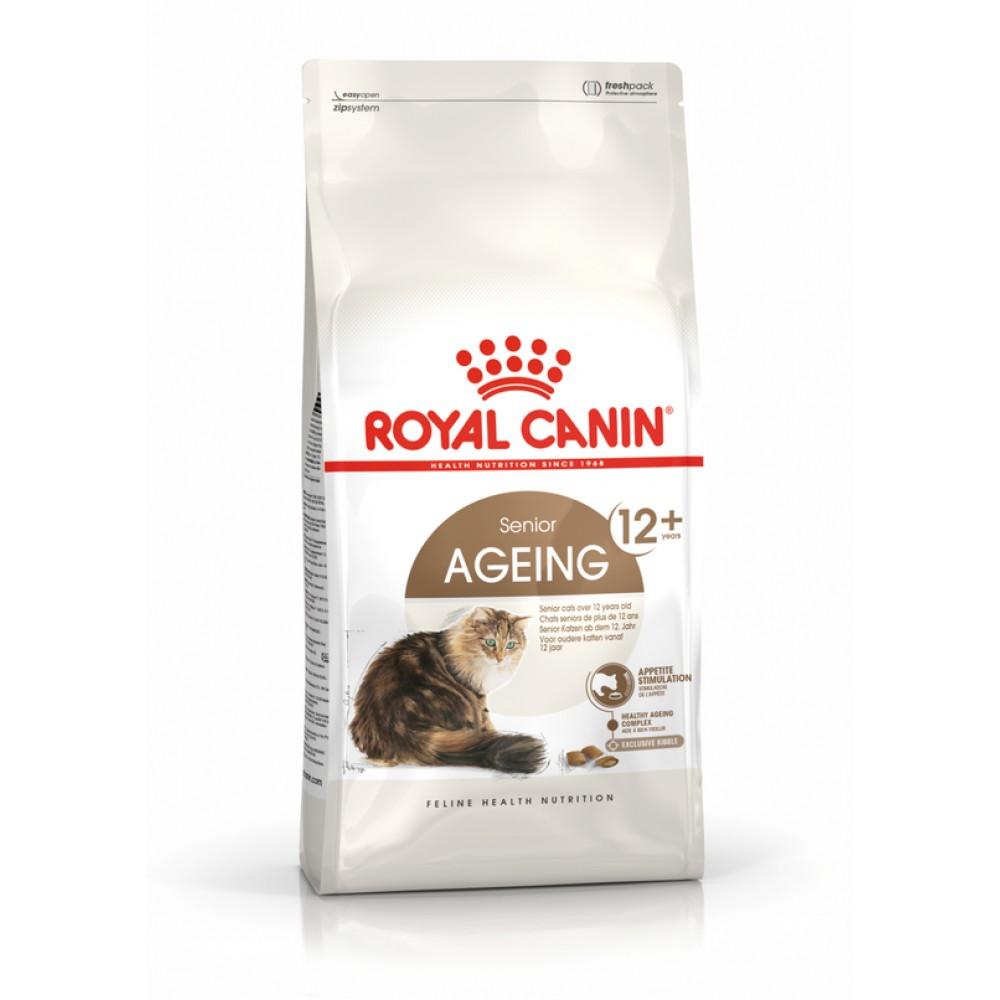 "Royal Canin Ageing 12+ Корм для стареющих кошек ""Роял Канин Эйджинг 12+"""