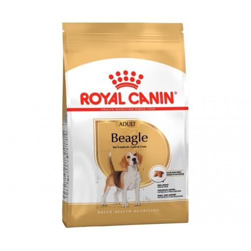 """Beagle Adult - Корм для взрослых собак породы бигль """"Роял Канин Эдалт"""""""