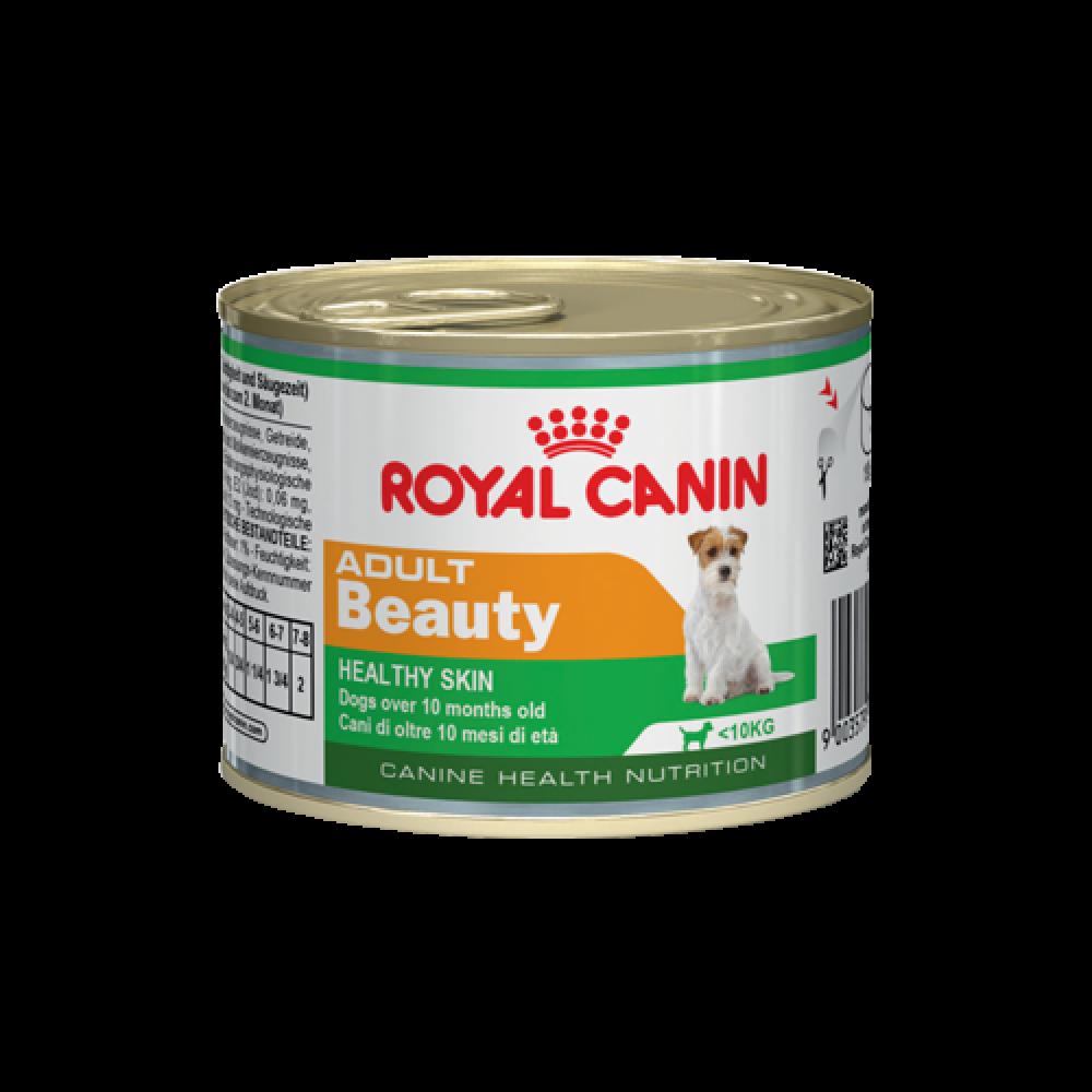 """Royal Canin Beauty Adult - Влажный корм для взрослых собак """"Роял Канин Эдалт Бьюти Мусс"""""""