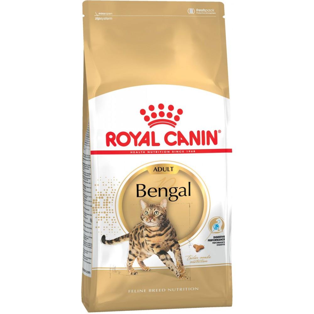 """Royal Canin Bengal Adult - Корм для взрослых бенгальских кошек """"Роял Канин Бенгал"""""""