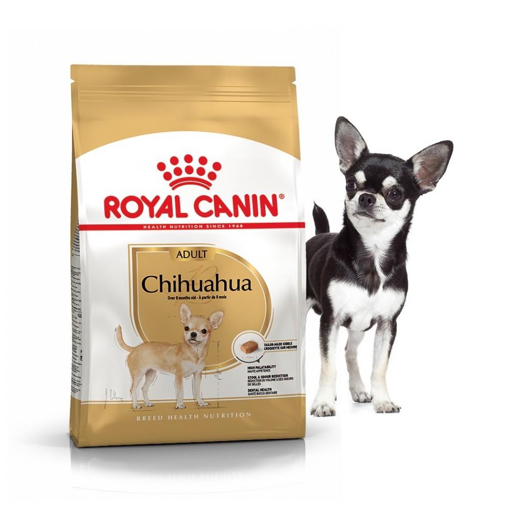 Royal Canin Chihuahua Adult - Корм Роял Канин для взрослых собак породы чихуахуа