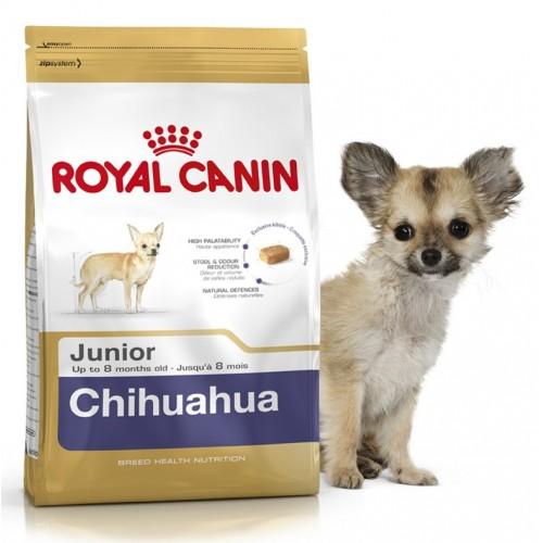 "Chihuahua Junior - Корм для щенков породы чихуахуа ""Роял Канин Юниор"""