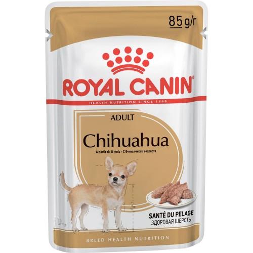 """Chihuahua - Паштет для взрослых собак породы чихуахуа """"Роял Канин"""""""