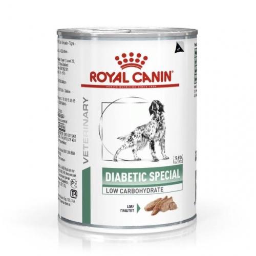 "Diabetic Special Low Carbohydrate - Корм для собак при сахарном диабете ""Роял Канин Диабетик Cпешиал Лоу Карбогидрат"""