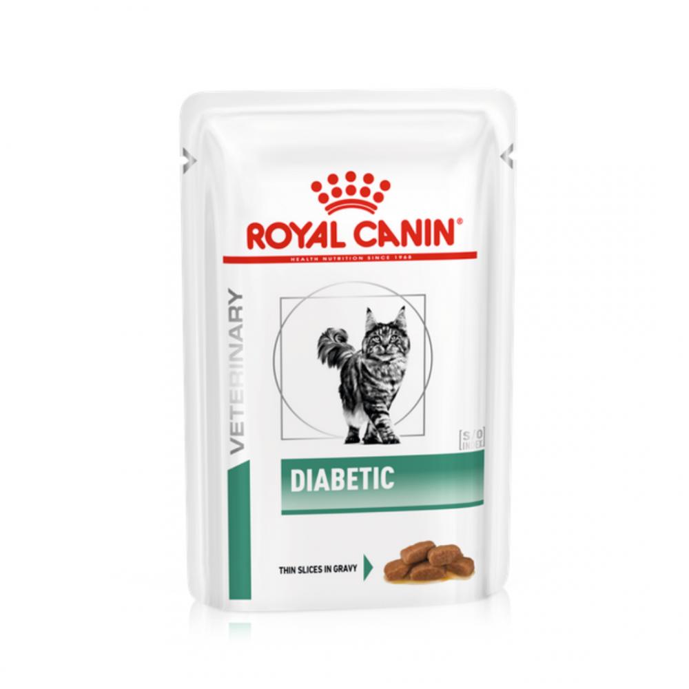 "Royal Canin Diabetic - Влажный корм для кошек при сахарном диабете ""Роял Канин Диабетик"""