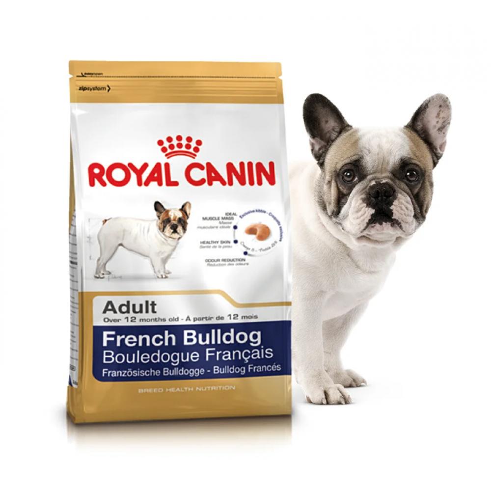 "Royal Canin French Bulldog Adult - Корм для взрослых собак породы французский бульдог ""Роял Канин Эдалт"""