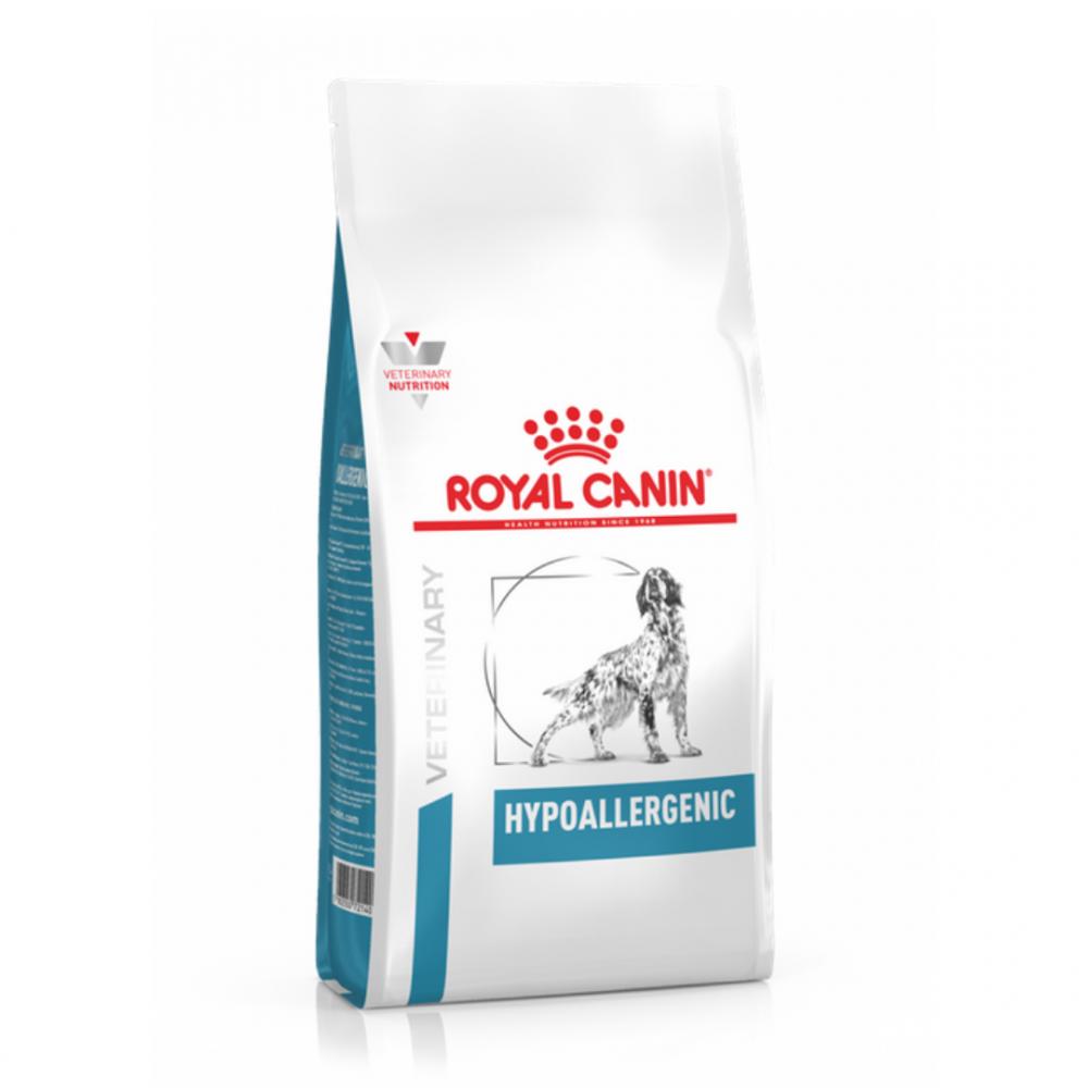 """Royal Canin Hypoallergenic DR 21 - Корм для собак с пищевой аллергией/непереносимостью """"Роял Канин Гипоаллердженик ДР 21"""""""