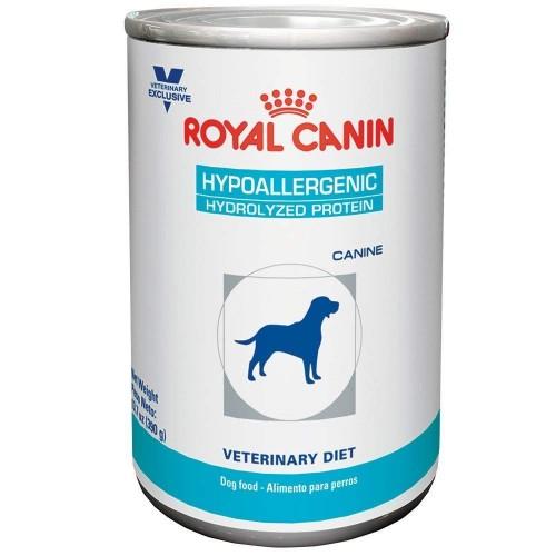 """Hypoallergenic - Влажный корм для взрослых собак при пищевой аллергии/непереносимости """"Роял Канин Гипоаллердженик"""""""