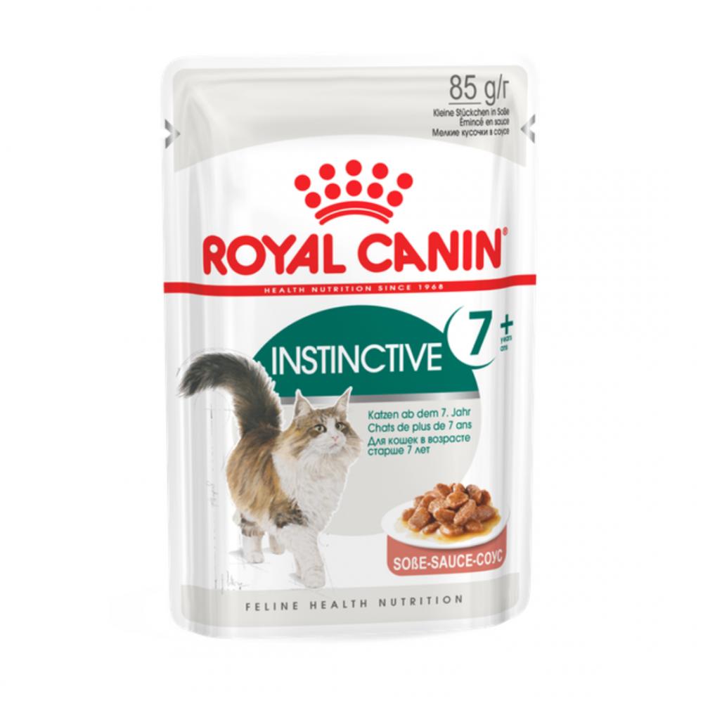 """Royal Canin Instinctive 7+ Влажный корм для кошек старше 7 лет """"Роял Канин Инстинктив 7+"""""""