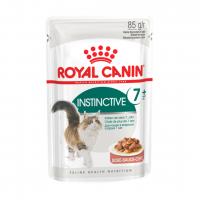 """Instinctive 7+ Влажный корм для кошек старше 7 лет """"Роял Канин Инстинктив 7+"""""""