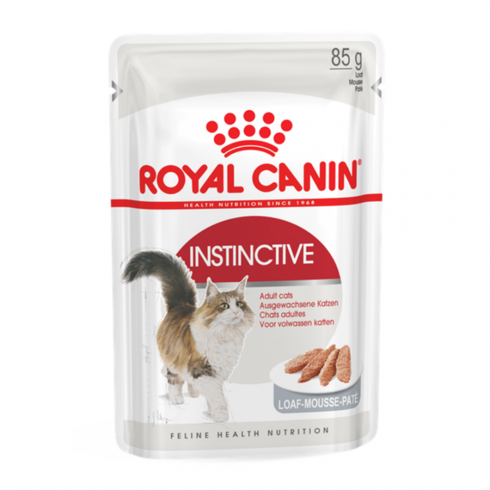 """Royal Canin Instinctive - Паштет для взрослых кошек """"Роял Канин Инстинктив"""""""