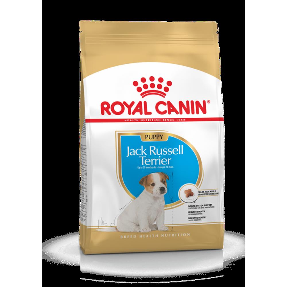 "Royal Canin Jack Russell Terrier Puppy - Корм для щенков породы джек рассел терьер ""Роял Канин Паппи"""