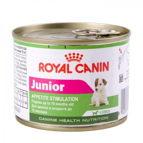 """Junior - Влажный корм для щенков мелких пород """"Роял Канин Юниор Мусс"""""""