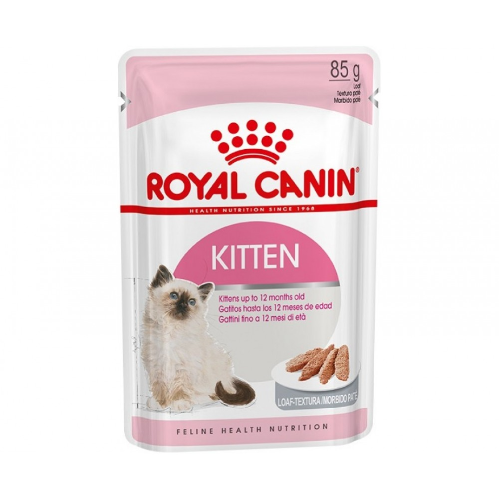 "Royal Canin Kitten - Паштет для котят ""Роял Канин Киттен"""