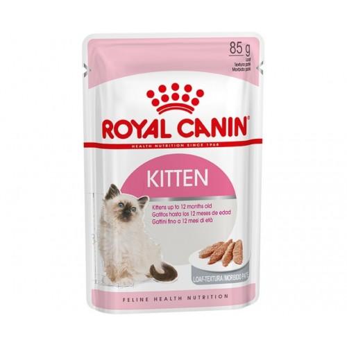 """Kitten - Паштет для котят """"Роял Канин Киттен"""""""