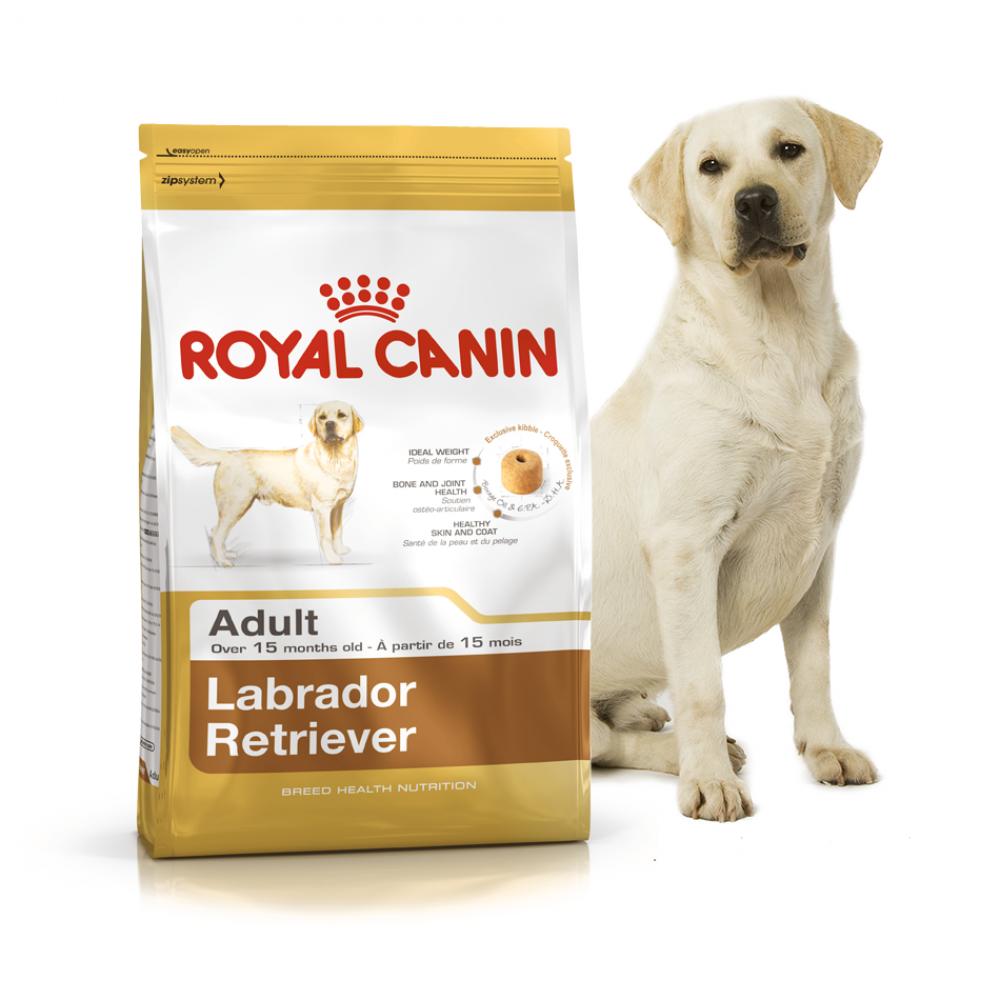 """Royal Canin Labrador Retriever Aduit - Корм для взрослых собак породы лабрадор ретривер """"Роял Канин Эдалт"""""""