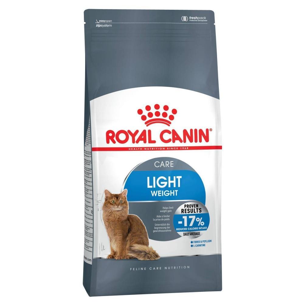"Royal Canin Light Weight Care - Корм для взрослых кошек, склонных к полноте ""Роял Канин Лайт Вейт Кэа"""