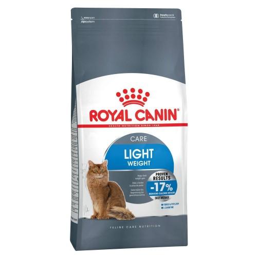 """Light Weight Care - Корм для взрослых кошек, склонных к полноте """"Роял Канин Лайт Вейт Кэа"""""""
